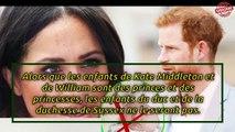Le prince Harry a ouvert au sujet de ne jamais avoir des enfants avec la duchesse Meghan Markle ...