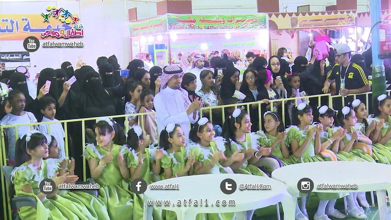 Atfalwamwaheb مشاركة فرقة امسيات طيبة في مهرجان السلام في تكريم