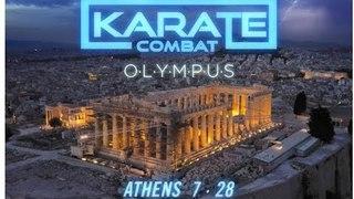 Karate Combat: Olympus