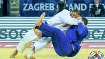 Judo Grand Prix in Zagreb: Georgiens Tushishvili kämpft sich Ippon für Ippon zum Sieg