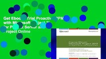 Get Ebooks Trial Proactive PPM with Microsoft Project 2016