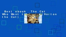 Best ebook  The Cat Who Went to Paris (Norton the Cat)  For Full