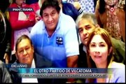 """Yeni Vilcatoma y su otro partido """"Tú Lo Vales"""""""