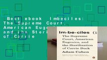 Best ebook  Imbeciles: The Supreme Court, American Eugenics, and the Sterilization of Carrie