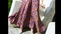 Latest and amazing collection of floral(kurti,dress,suit kameez)designs