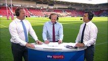 SUPER LEAGUE GOLDEN POINT LIVETonight's show will feature the comings and goings at Leigh Centurions as well as other transfer news from this week. Hull KR Ow