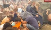 Σοκάρουν οι νέες μαρτυρίες για την τραγωδία με τις φονικές πυρκαγιές στην Αττική