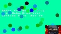 About For Books  City Maps Bobo-Dioulasso Burkina Faso  Review