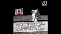 La Nasa fête ses 60 ans: Quel avenir pour la conquête spatiale?