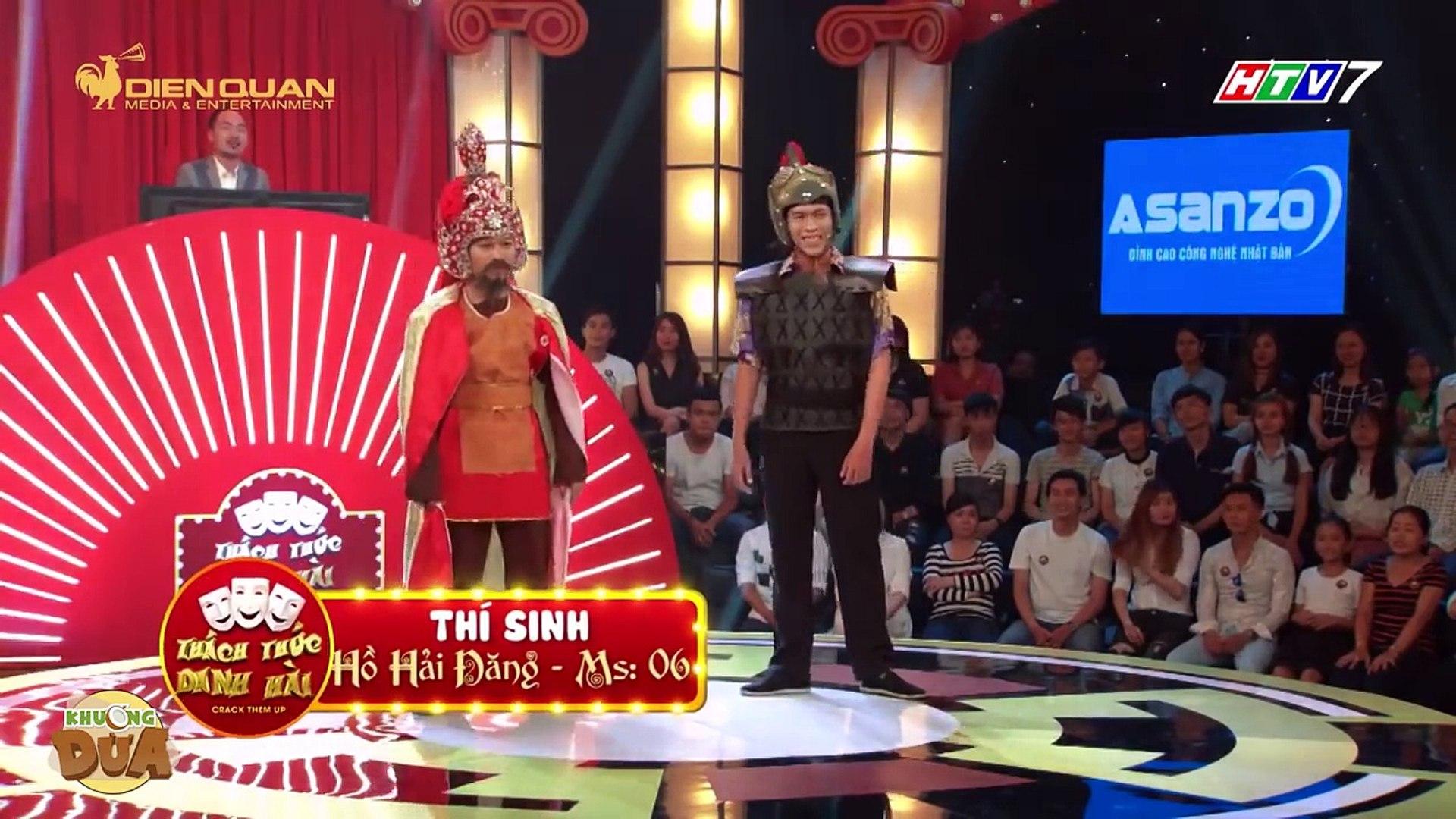 Thí sinh hát cải lương chọc Trấn Thành cười không ngờ thắng giải lớn tại Thách thức danh hài