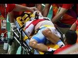 Team GB s Cavendish Causes Horror Crash During Race Rio Olympics 2016 mp4