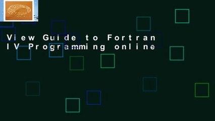 Gfortran 95