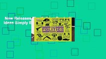 New Releases The Politics Book: Big Ideas Simply Explained  Review