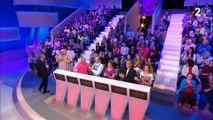 Morandini Zap: Nagui salue la famille  d'une candidate de Tout  le monde veut prendre sa place et fait une drôle de grosse erreur ! Regardez