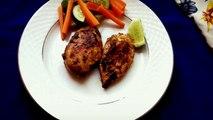 চুলায় চিকেন স্টেক | Bangladeshi Pan Fried Chicken Steak || How to cook chicken Steak Quick recipes