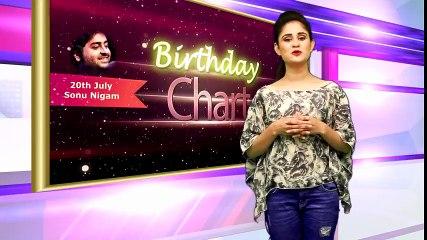 "Happy Birthday ""Sonu Nigam"" | 30th July | Celebrity Birthday | HD Video"
