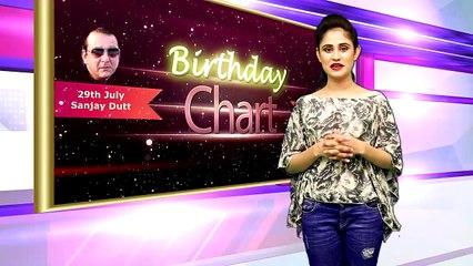 "Happy Birthday ""Sanjay Dutt""   29th July    Celebrity Birthday   HD Video"