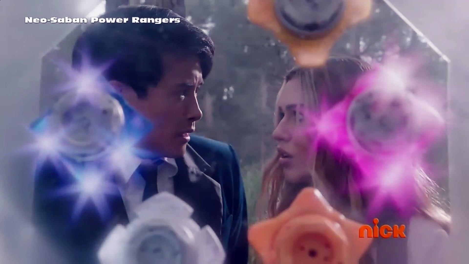 Power Rangers Ninja Steel Chosen Power Rangers | Episode 1 Return of the  Prism