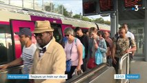 Gare Montparnasse : le trafic toujours très perturbé
