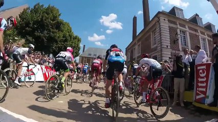#InsideOut at #TDF2018  Stage 9 Roubaix After movie