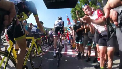 #InsideOut at #TDF2018  The iconic Alpe d'Huez