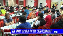 SPORTS BALITA: Sen. Manny Pacquiao Victory Chess Tournament