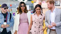 Priyanka Chopra Introduced Nick Jonas To Meghan Markle And Prince Harry