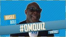 Basile Boli s'essaye à l'OM Quiz