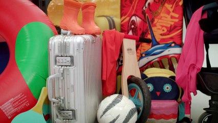 Kofferraum beladen