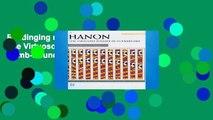 Readinging new Hanon -- The Virtuoso Pianist: Complete, Comb-Bound Book (Alfred Masterwork