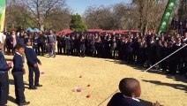 Even the teachers got involved! ZAC visited Rosebank Primary School for their leg of the ZAC Challenge, with over 300 kids going through the skills challenge