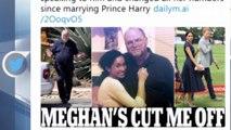 """Meghan Markle """"plus heureuse si son père était mort"""" : Thomas Markle la tacle encore"""
