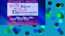 Full Trial The Three Keys To Self-Empowerment Unlimited