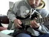 joe SATRIANI-CRYING (by gasy guitare)
