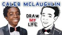 Caleb Mclaughlin || Draw My Life