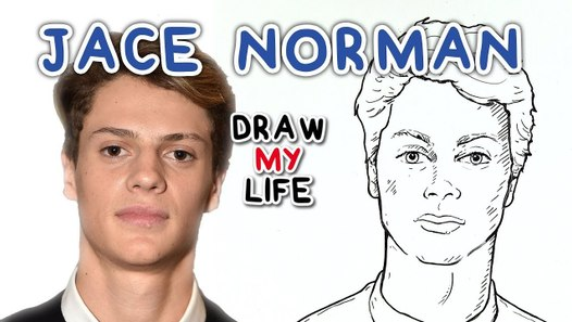 Jace Norman Draw My Life Video Dailymotion