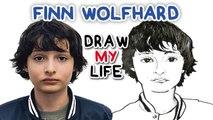 Finn Wolfhard || Draw My Life