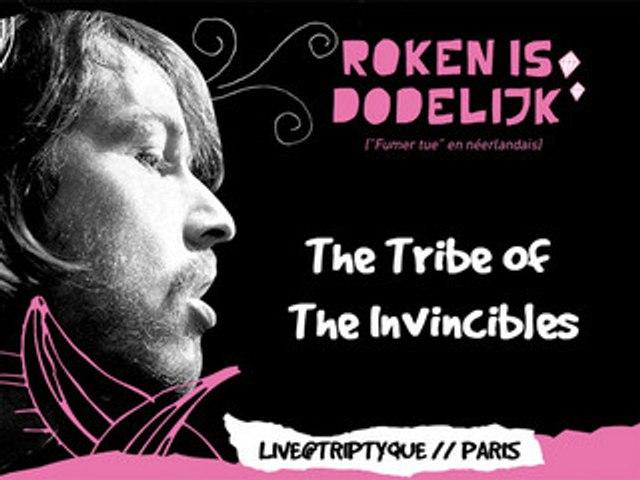 ROKEN IS DODELIJK .::. The tribe of the invicibles
