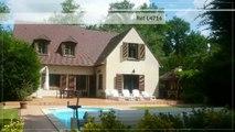 A vendre - Maison - LAMORLAYE (60260) - 9 pièces - 180m²