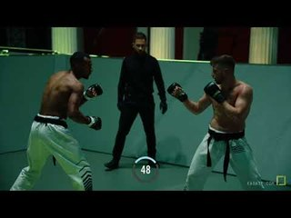 FULL FIGHT Karate Combat: Olympus - Messaoudi vs Kosmas