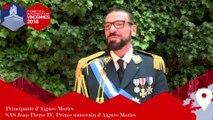 Interview du Prince d'Aigues-Mortes - 2e Sommet des micronations francophones, Vincennes 2018