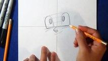 Cómo dibujar a Gohan Dragon Ball Z | How to draw Gohan
