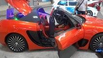 Car Tuning Spider Honda CR-X Del Sol Cabrio