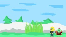 League of Pixels Ep.1 - Campers (League of Legends Animation)