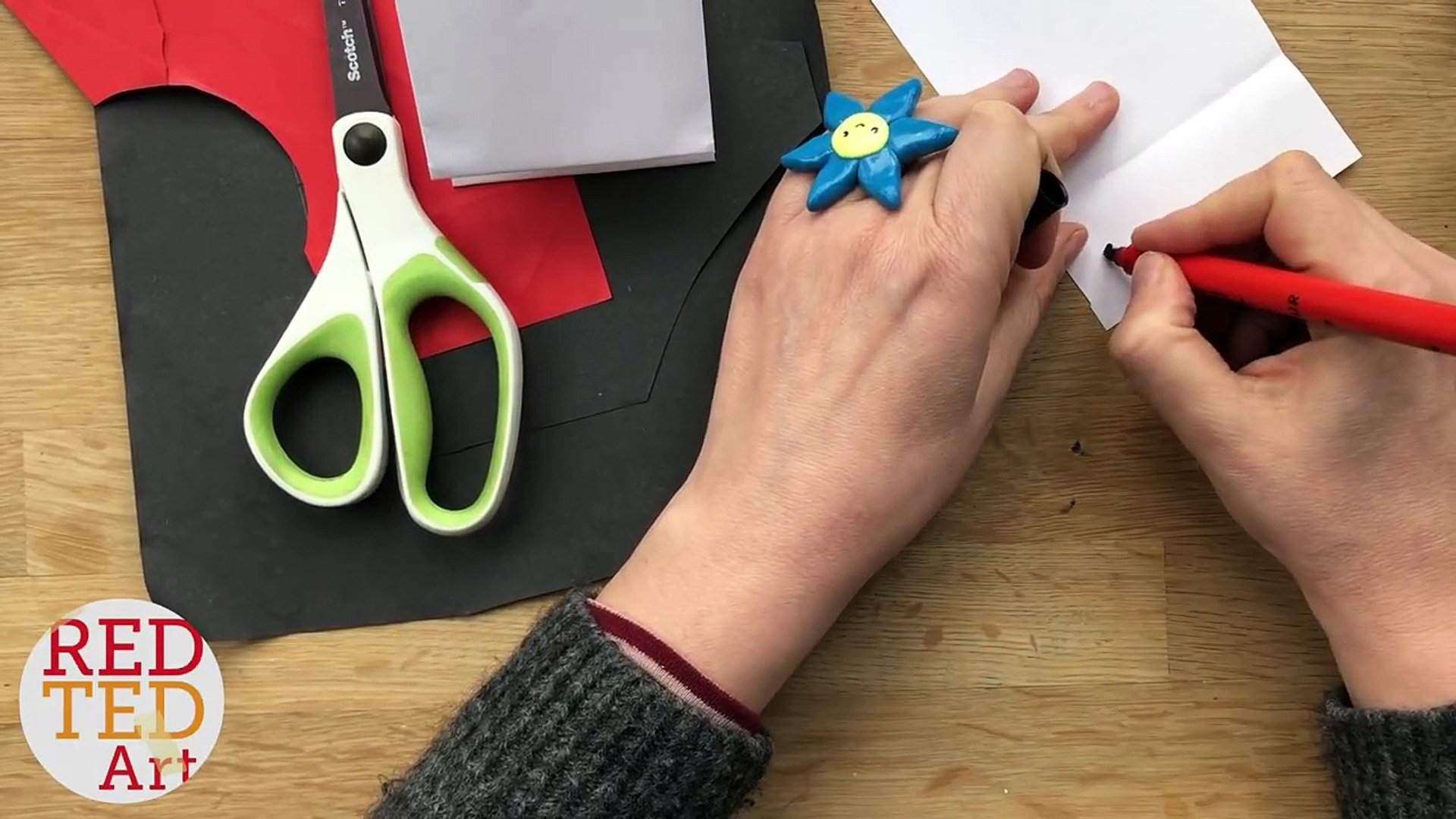 How To Make Origami Animal Finger Puppets - Folding Instructions ... | 1080x1920