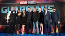 'Guardians of the Galaxy' Cast Shares Open Letter Supporting Ousted Director James Gunn | THR News