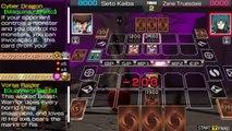 Yu Gi Oh! ARC V Tag Force Special   Seto Kaiba vs Dark Zane