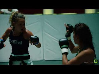 FULL FIGHT Karate Combat: Olympus - Fabiola Esquivel vs Sarah Ait Ibrahim