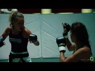 FULL FIGHT Karate Combat: Olympus - Fabiola Esquivel vs Sarah Ait Ibrahim