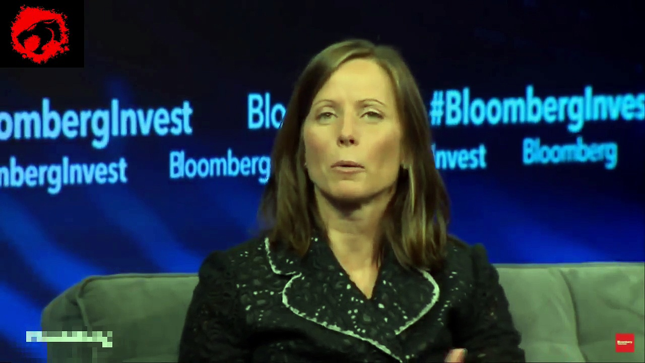 NASdaq CEO on Block Cryptocurrency| Bloomberg News